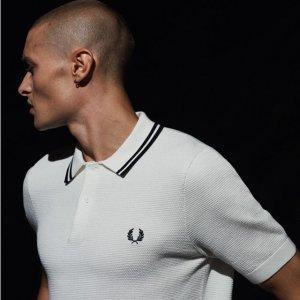 低至2.5折 封面polo $70Simons 高街男装 C标T恤$24 3.5折好价收经典款毛衣