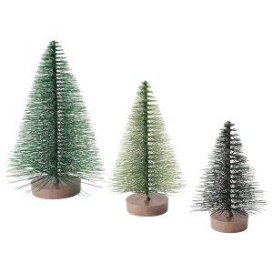 Ikea会员买一送一圣诞树摆设 3件套