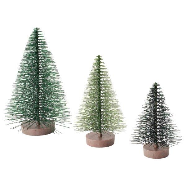 圣诞树摆设 3件套
