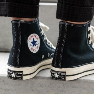 低至43折,$15.49起Converse All-Stars等系列帆布鞋促销