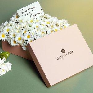 首月订购7折 粉嫩的不像实力派GlossyBox热卖 £100包圆全年最in美妆