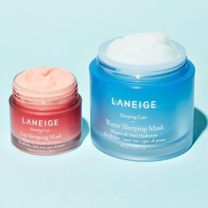 Dealmoon Exclusive! Free Giftwith any order and 4-piece Water Bank Kit with $50 purchase @Laneige