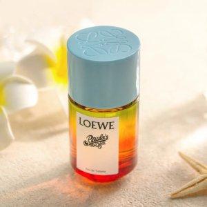 Loewe夏日新香,男女都适用~IBIZA 淡香水 50ml