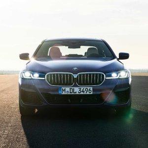 狙击E级 混动升级2021 BMW 5系小改款Coming Soon