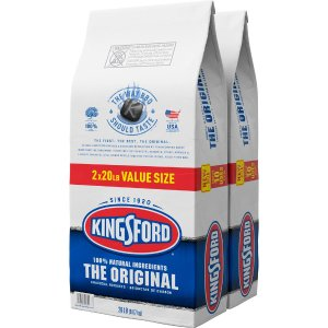 $12.88Kingsford 烧烤用煤炭 20磅 2袋