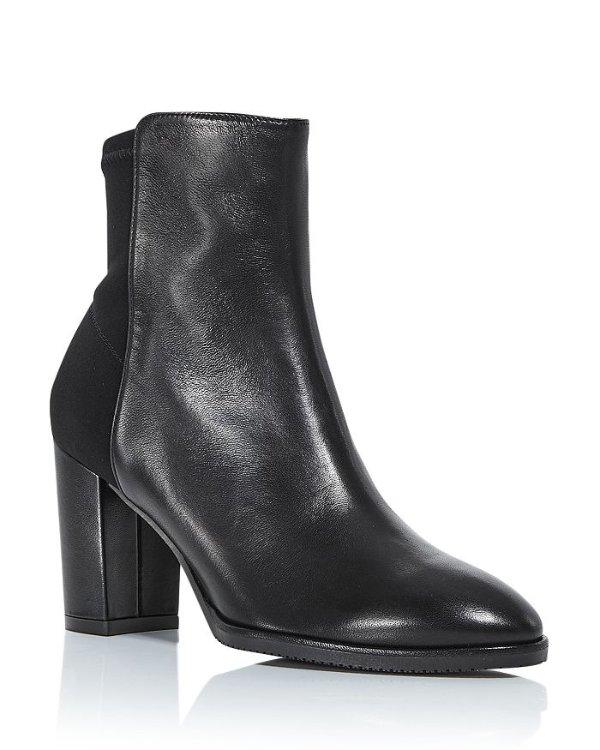 Women's Harper 高跟短靴