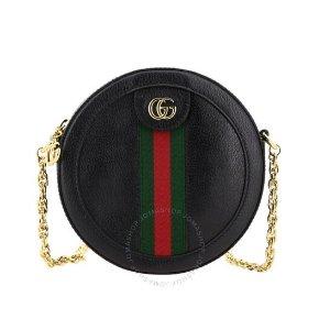 Gucci使用折扣码:GC200,立减200Ophidia Mini小圆包