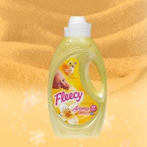 $4.72(原价$5.99)Fleecy 柔顺剂 54次量 1.47L 清新花香 给你妈妈般的温暖