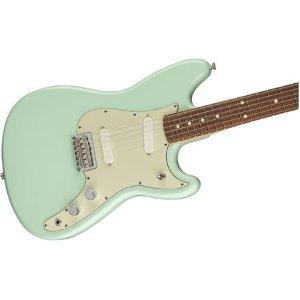 $299.99Fender Duo-Sonic 墨标 电吉他 冲浪绿色