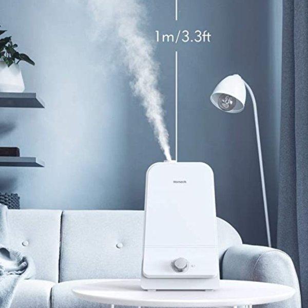 Homech 超声波加湿器 6L大容量