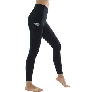 $16.78闪购:Dragon Fit 女款高腰运动瑜伽裤 多色可选