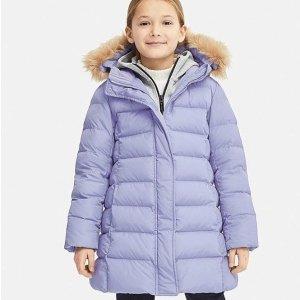 封面款$39.90 保暖背心$19.9Uniqlo 儿童秋冬保暖外套、风衣、保暖裤、睡衣等服饰上新热卖