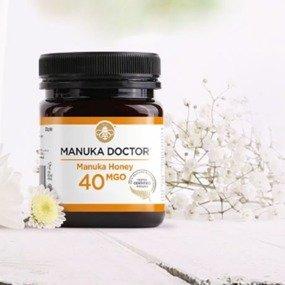 低至2折 £9抢40MGO蜂蜜250g折扣升级:Manuka Doctor 精选蜂蜜、护肤品热卖