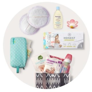 Free Welcome Kit + 15% OffTarget Baby Registry