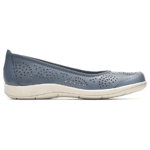 Rockport舒适平底鞋