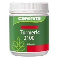 $10.49(原价$20.99) 抗氧化、抗衰老超值价:Cenovis 姜黄素精华片 3100mg 80片
