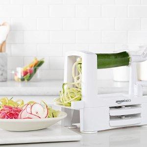 AmazonBasics 3片式蔬果切絲機