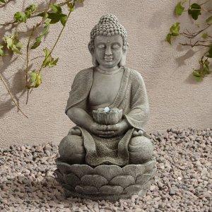 Sitting Buddha 22