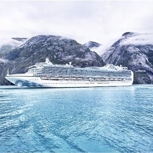 From$599 + Up to $900 to SpendPrincess Cruise Line Alaska Lines