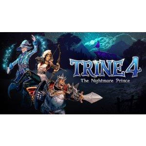 Trine 4: The Nightmare Prince for Nintendo Switch - Nintendo Game Details