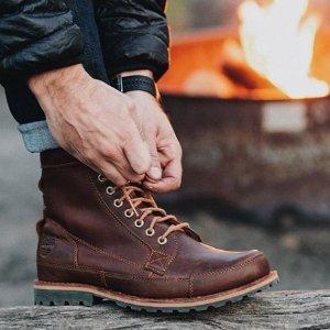 低至7.3折Timberland 美靴特卖 时尚有腔调