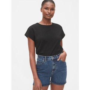 GapRelaxed Drapey T-Shirt