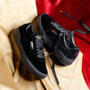PumaCali Velvet 复古运动鞋