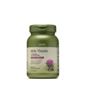 GNCMilk Thistle 1300 MG