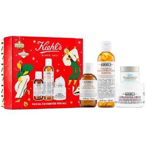 Kiehl's圣诞明星产品4件套