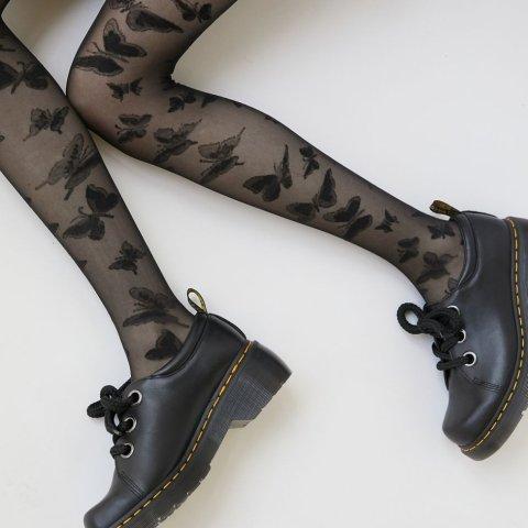 £8就收黑丝 Gucci、Chanel相似款Urban Outfitters 平价丝袜大批上新!又甜又酷 超多独特设计