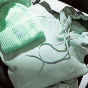 低至3折 £10收蕾丝上衣H&M 绿色系专场大促 给冬日来点小清新