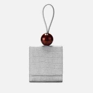 限时免邮中国¥2871BY FAR 经典串珠手提包