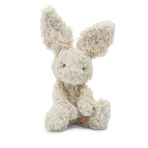 Jellycat新加入杂毛兔子毛绒玩具