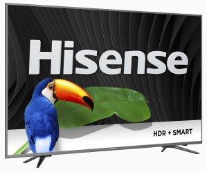 "$498Hisense 55"" Premium 4K HDR Smart TV - 55H9D"