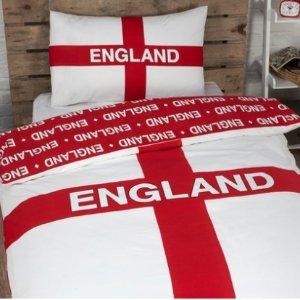 低至3折 收世界杯打CALL英格兰专用被套Groupon £10区淘好物 平价提升生活品质 厨房卧室收纳家饰刷出幸福感