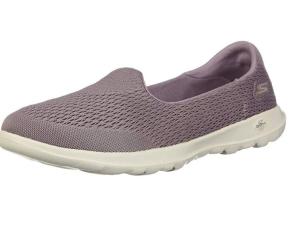 $35.25起(原价$72.83) 拼手速Skechers 女士休闲走路鞋 软软的鞋底 放松的走路