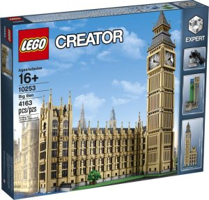 Big Ben Only $169Lego Sale As Low As 35% off