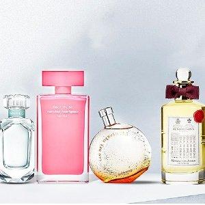 Fragrance 中文网 香水热卖 低至5折 GUCCI、芦丹氏等均参与