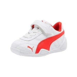 包邮 封面鞋$14.99即将截止:PUMA官网 儿童促销区低至6折+额外6折春季热卖