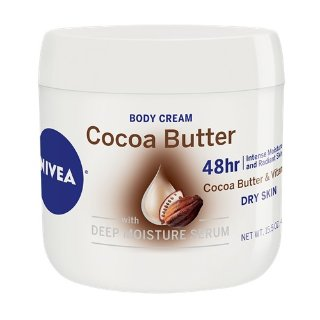 $4.93Nivea Cocoa Butter Body Cream, 15.5 Ounce