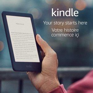 $89.99/$104.99 (原价$119/139)Kindle 青春版 / PaperWhite 电纸书 双色可选