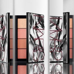 低至$49上新:Nars 2020春季限定彩妆 绝美银色水波纹系列