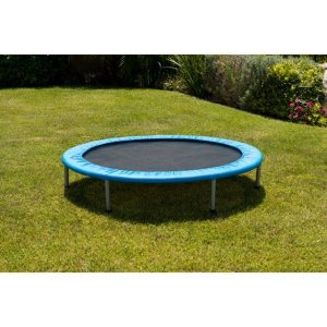 Airzone 38-Inch Fitness Trampoline Blue @ Walmart