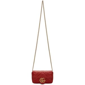 GucciMARMONT super mini 红色