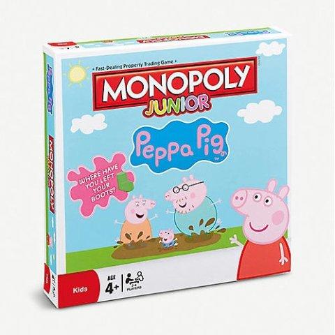 哈利波特回忆游戏£4 超多版本大富翁Selfridges精选玩具 家中也不无聊 超多游戏 童年回忆瞬回