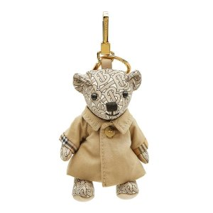 Burberry小熊挂饰