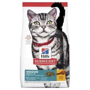 HILL'SScience Diet Feline Adult Indoor Cat Food猫粮