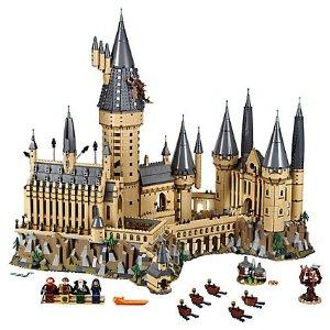 Lego现货哈利波特之 Hogwarts™城堡- 71043