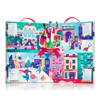 $90($160 Value)Kiehl's Limited Edition Skincare Advent Calendar