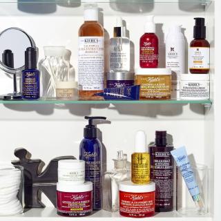 低至8折 $24收高效保湿霜Kiehl's 美容护肤品热卖 收高保湿面霜、美白精华